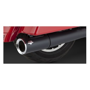 Vance & Hines Pro Pipe Exhaust For Harley Touring 2010-2015