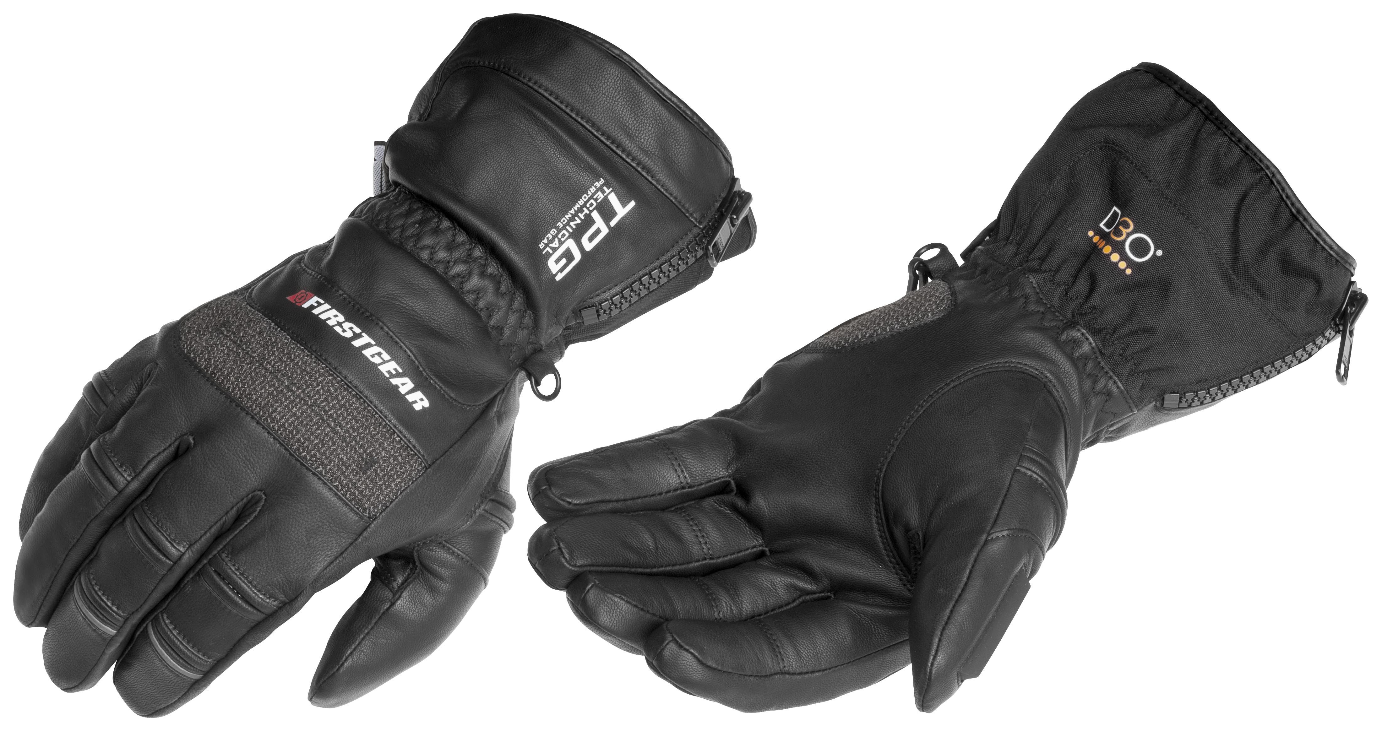 Triumph motorcycle leather gloves - Triumph Motorcycle Leather Gloves 21