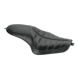 Roland Sands 2-Up Enzo Seat For Harley Sportster 2004-2014