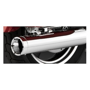 Vance & Hines Dual Exhaust For Harley Switchback 2012-2016