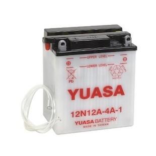 Yuasa 12N12A-4A-1 Conventional Battery