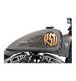 Roland Sands Vintage Gas Tank Kit For Harley Softail with Carb