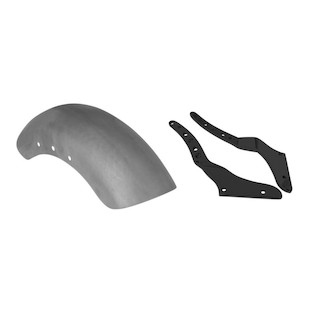 Roland Sands Tracker Rear Fender Kit For Harley Softail with 150mm Rear Tire 1990-2007
