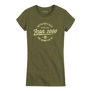 Icon 1000 Women's AM Screamer T-Shirt