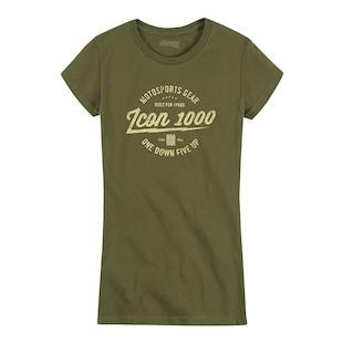 Icon 1000 Women's AM Screamer T-Shirt