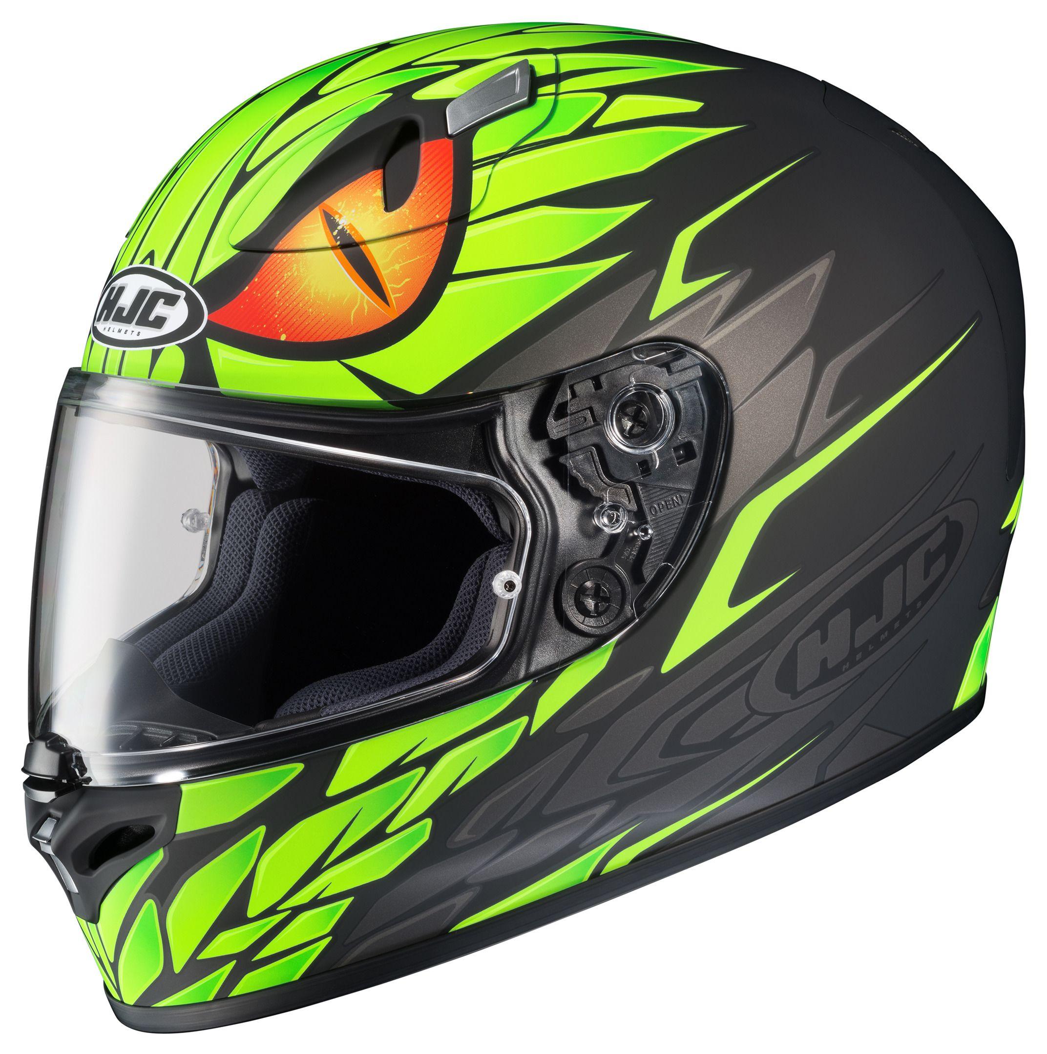 hjc fg 17 lorenzo mamba helmet size lg only revzilla. Black Bedroom Furniture Sets. Home Design Ideas