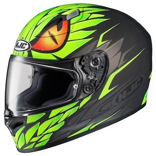 HJC FG-17 Lorenzo Mamba Helmet [Size LG Only]