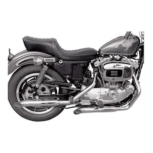 "Cycle Shack 1 3/4"" M-Pipes Exhaust For Sportster 1957-1978"