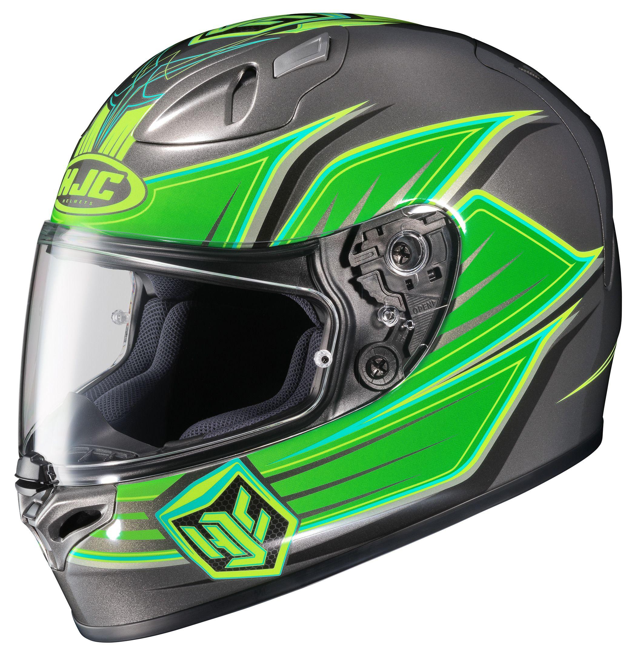 HJC FG-17 Banshee Helmet - RevZilla