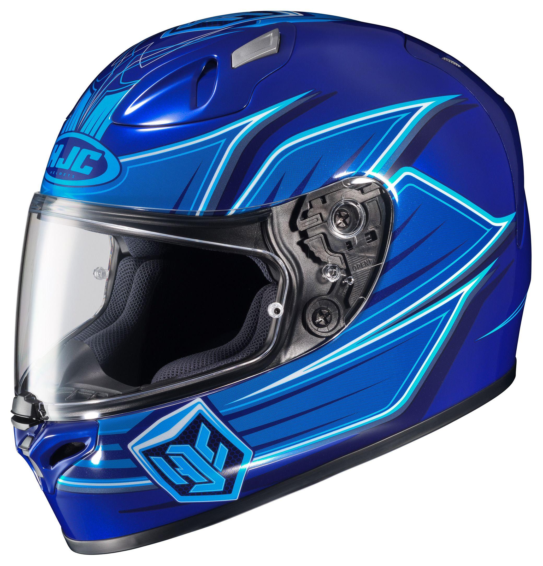 Hjc Fg 17 >> HJC FG-17 Banshee Helmet - RevZilla