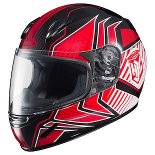 HJC CL-Y Youth Redline Helmet (Size Youth MD Only)