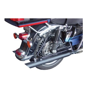 "Cycle Shack 3"" Slip-On Mufflers For Harley Touring 1995-2015"