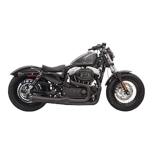 Bassani Road Rage Mega Power Exhaust System For Harley Sportster 2014
