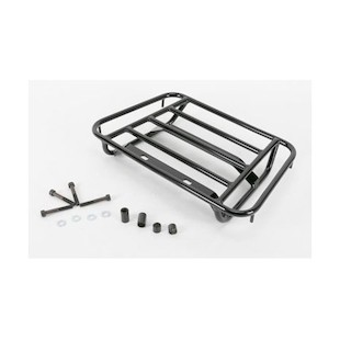 Moose Racing Expedition Rear Top Rack - BMW F650GS & F800GS 2008-2014 Black [Previously Installed]