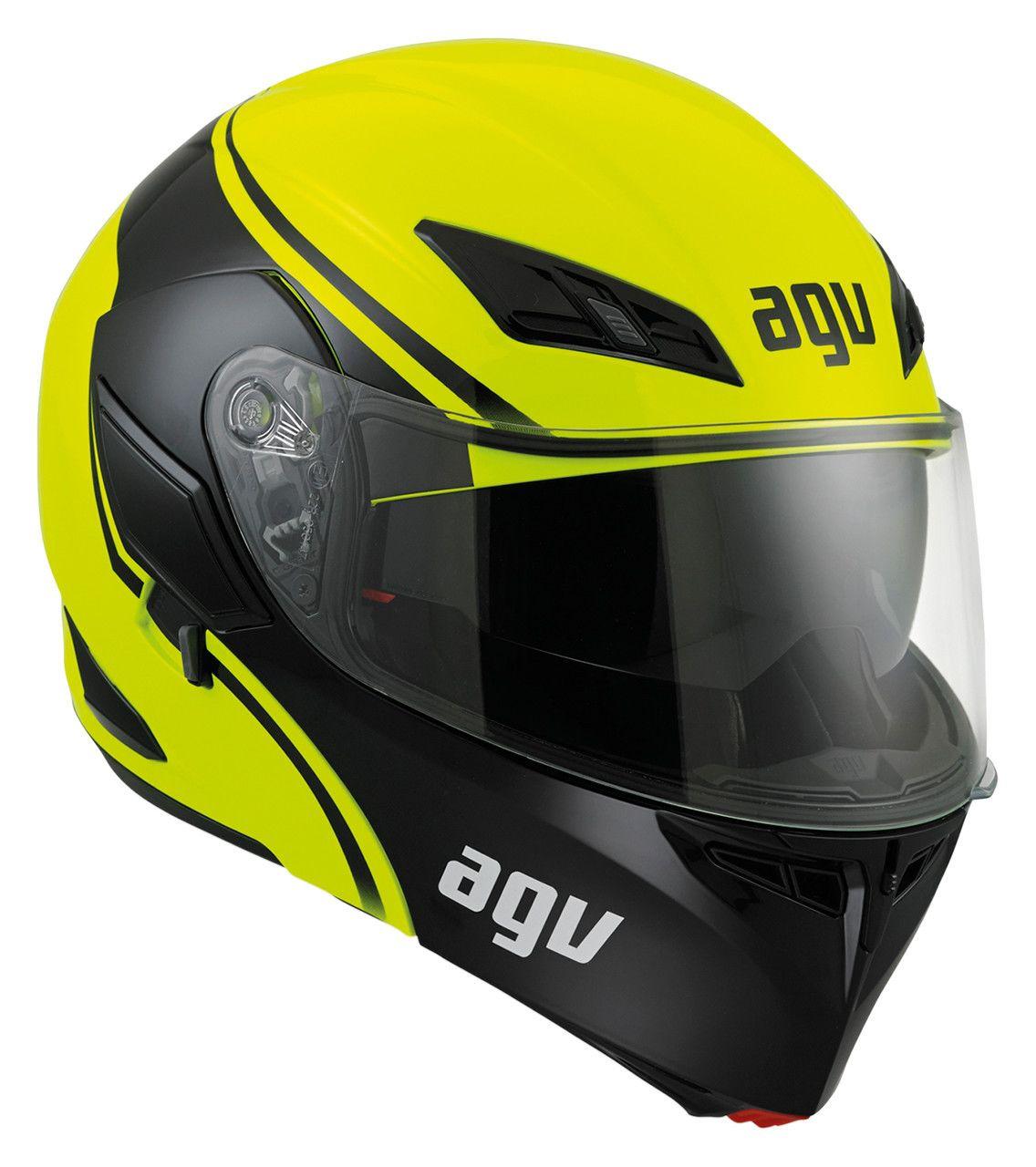 AGV K5 Deep Helmet - RevZilla