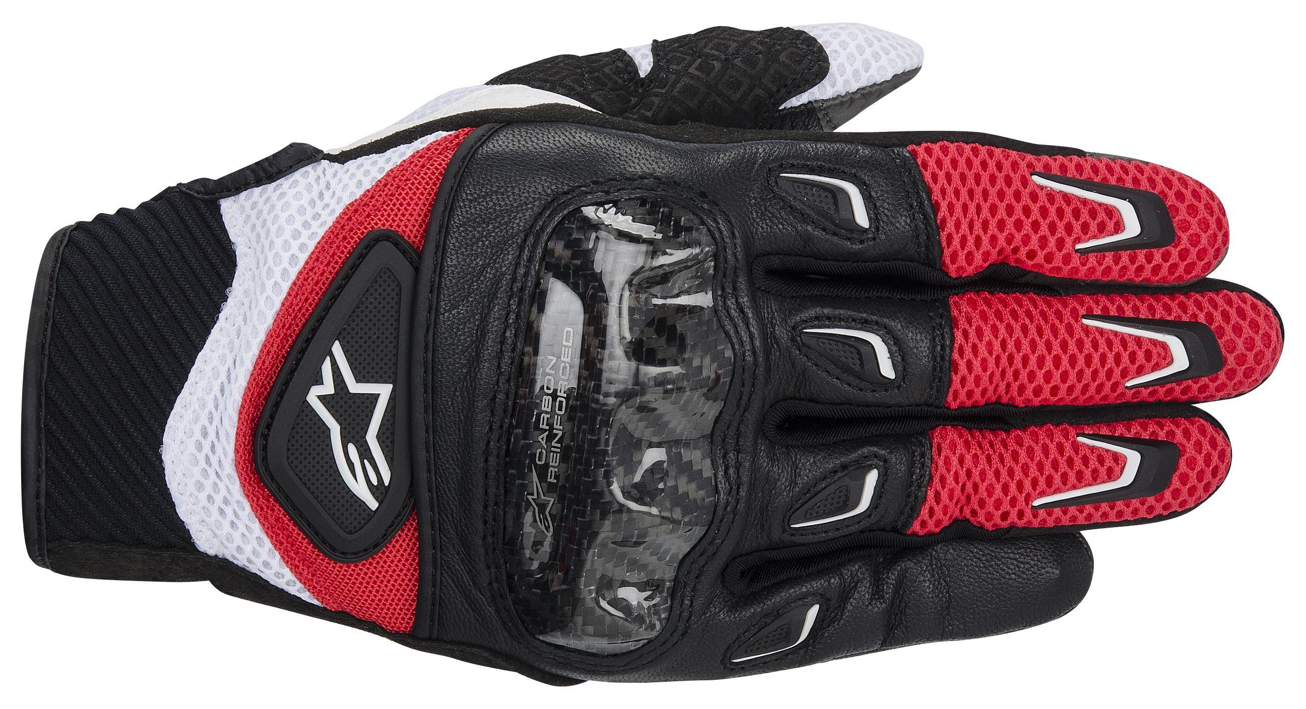 Alpinestar Motorcycle Gloves >> Alpinestars Smx 2 Air Carbon Gloves 37 29 97 Off Revzilla