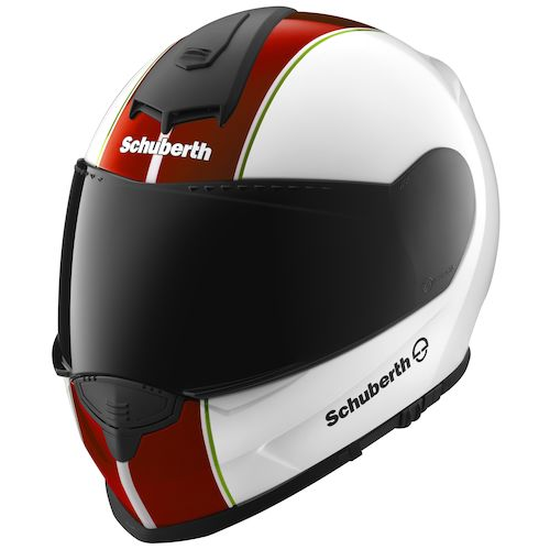 Schuberth S2 Review >> Schuberth S2 Lines Helmet (Size 3XL Only) - RevZilla