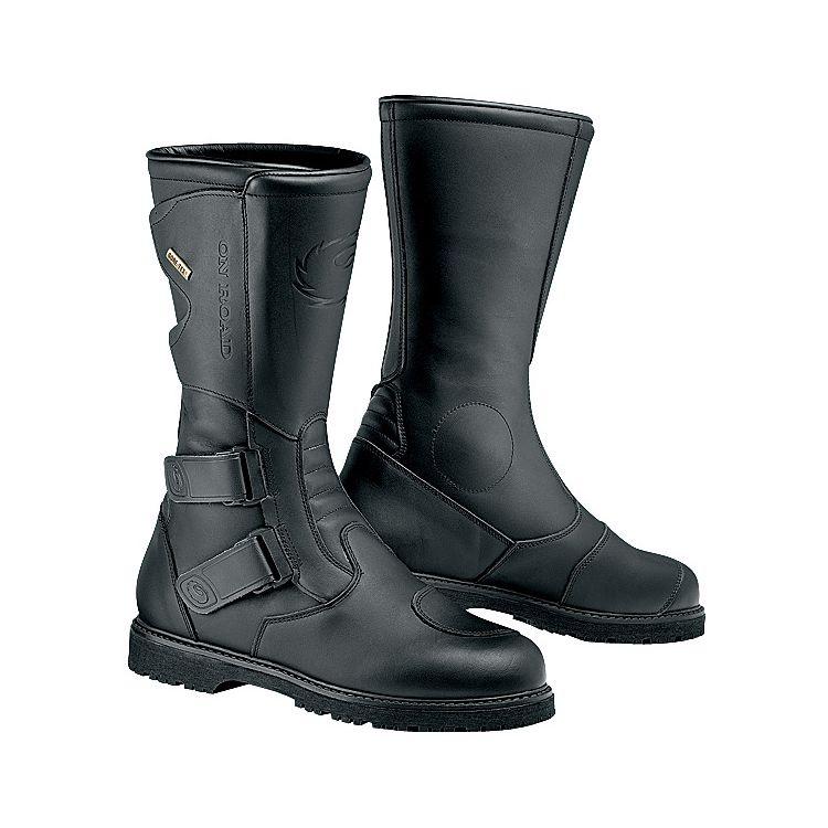 SIDI On Road Gore-Tex Boots Black / 10/44 [Blemished]