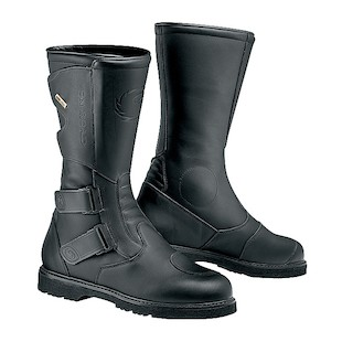 SIDI On Road Gore-Tex Boots Black / 10/44 [Blemished]