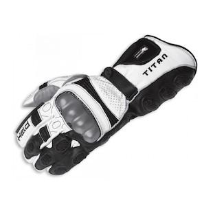 Held Titan Race Gloves Black/White / 10 [Blemished]