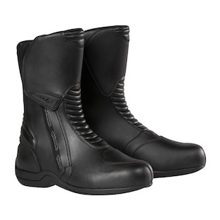 Alpinestars Alpha Touring Waterproof Boots Black / 44 [Demo]