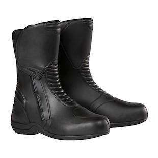 Alpinestars Alpha Touring Waterproof Boots Black / 44 [Demo]