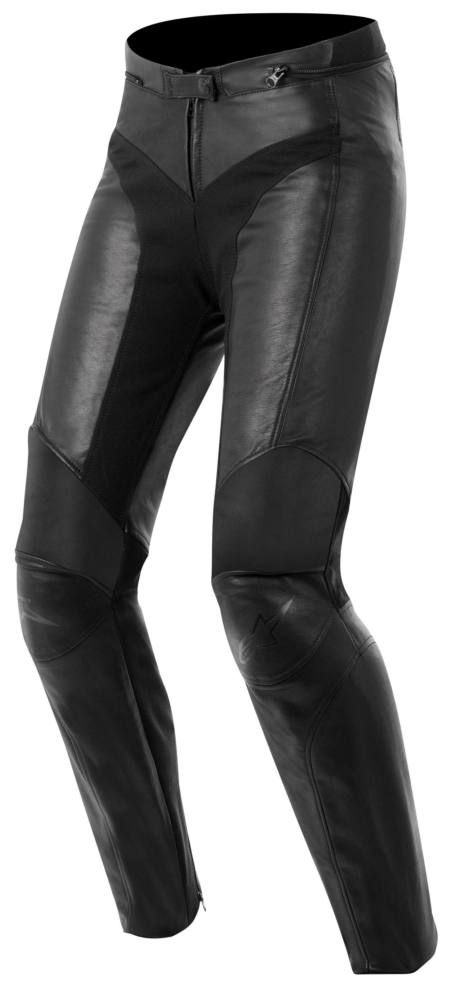 Alpinestars Vika Women's Leather Pants - RevZilla