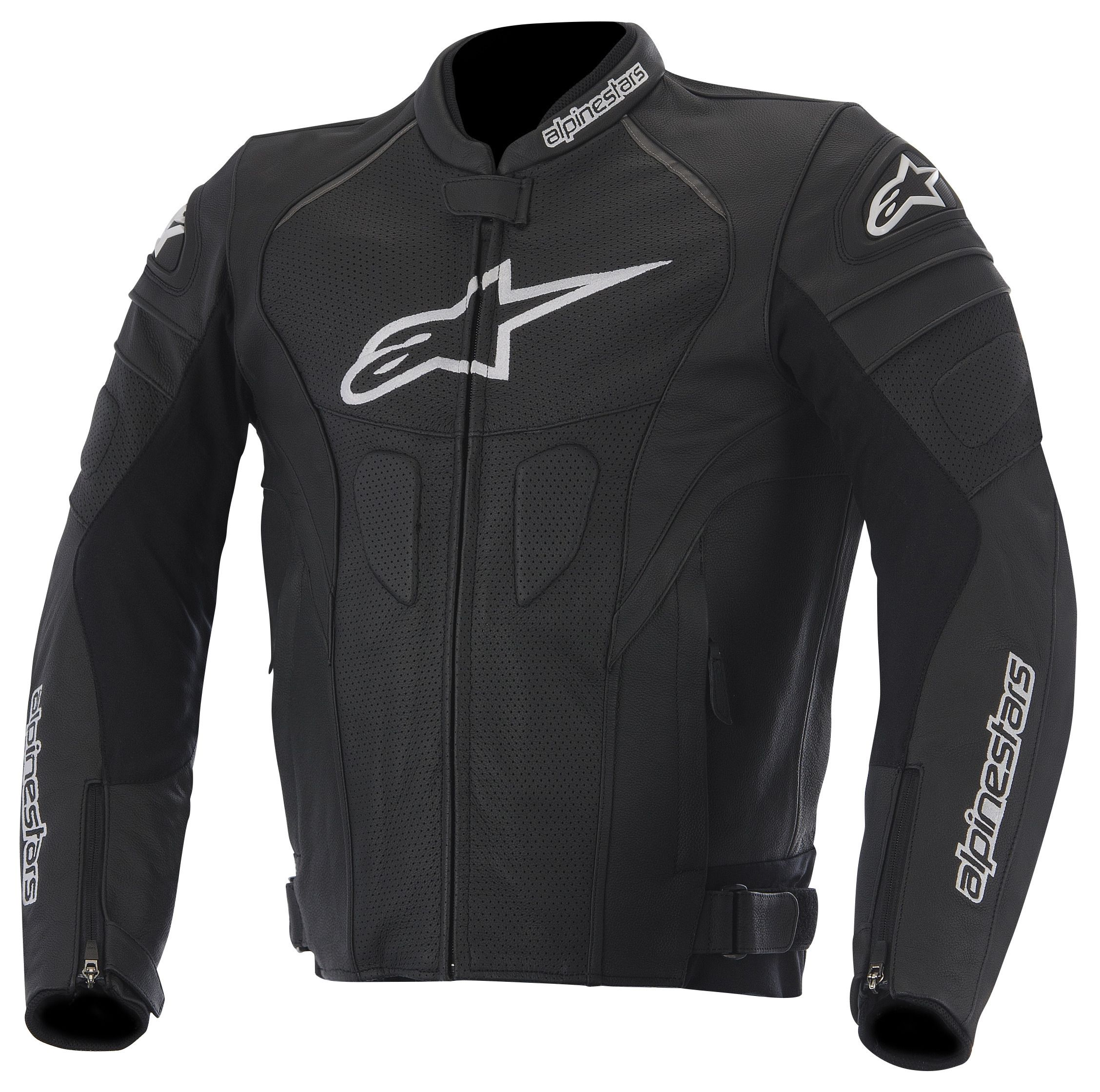 Alpinestars GP Plus R Perforated Leather Jacket - RevZilla