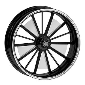 "Roland Sands 21"" x 2.15"" Front Wheel For Harley Softail 2007-2013"
