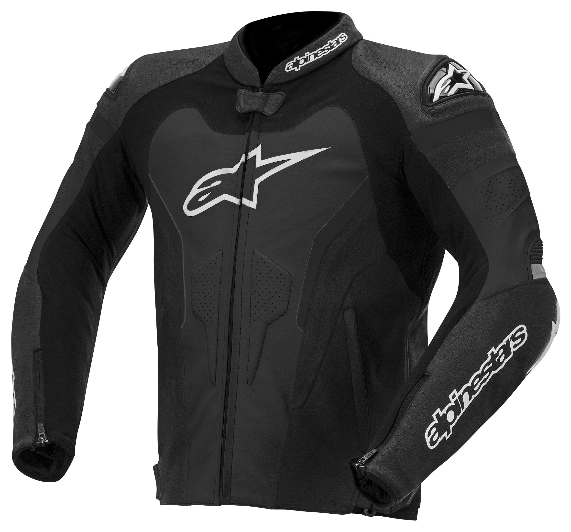 Alpine Motorcycle Gear >> Alpinestars GP Pro Leather Jacket - RevZilla