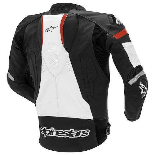 alpinestars gp pro leather jacket revzilla. Black Bedroom Furniture Sets. Home Design Ideas
