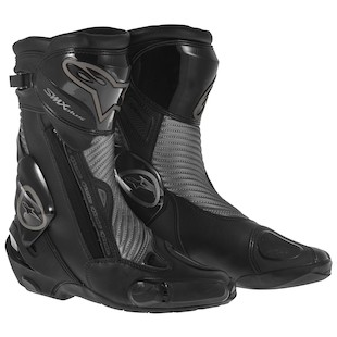 Alpinestars SMX Plus Black Shadow Boots (Size 38 Only)