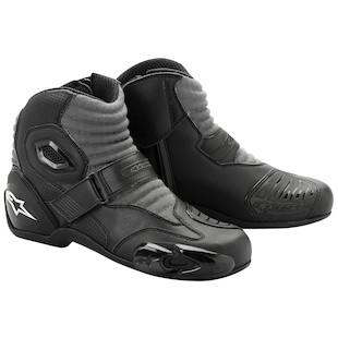 Alpinestars S-MX 1 Black Shadow Boots