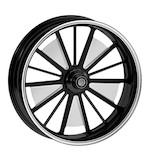 "Roland Sands 21"" x 3.5"" Front Wheel For Harley Touring 2014-2015"
