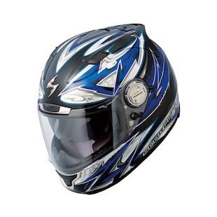 Scorpion EXO-1100 Street Demon Helmet [Blemished]