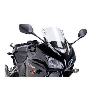 Puig Racing Windscreen Honda CBR500R 2013-2014