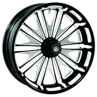 "Roland Sands 17"" x 6"" Rear Wheel For Harley Touring 2009-2015"