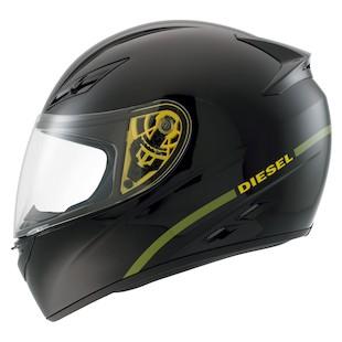AGV Diesel Full-Jack Helmet Black / SM [Blemished]