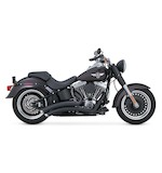 Vance & Hines Super Radius Exhaust For Harley Softail 1986-2014