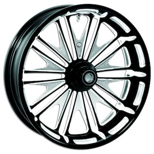 "Roland Sands 23"" x 3.5"" Front Wheel For Dual Disc Harley Touring 2008-2013"