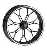 """Roland Sands 23"""" x 3.5"""" Delmar Front Wheel For Dual Disc Harley Touring 2008-2013"""