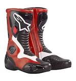 Alpinestars S-MX 5 Boot Red/White / 46 [Blemished]