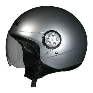AFX FX-42A Helmet Silver / MD [Demo]