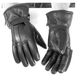 River Road Taos Cold Weather Gloves Black / LG [Demo]