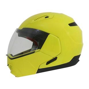 AFX FX-140 HiViz Modular Helmet Hi-Viz Yellow / MD [Demo]