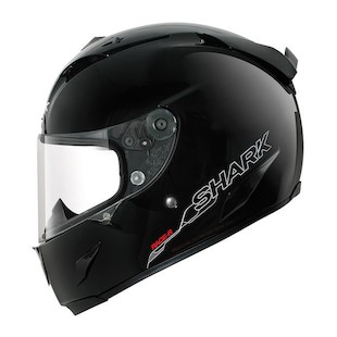Shark Race-R Pro Helmet - Solid Black / MD [Blemished]