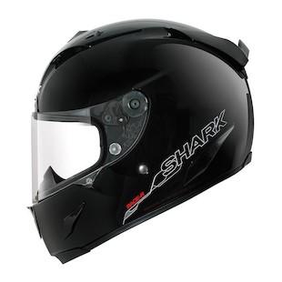 Shark Race-R Pro Helmet - Solid Black / MD [Blemished]