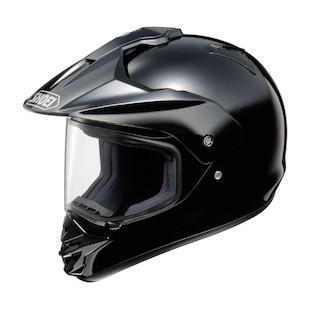 Shoei Hornet DS Helmet Black / LG [Blemished]