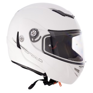 LaZer Monaco Helmet White / MD [Demo]