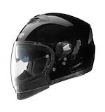 Nolan N43E Trilogy Helmet - Solid Black / SM [Blemished]